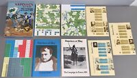 *MINT* 1983 Napoleon at Bay Board Game by Avalon Hill 100% Complete! Unpunched