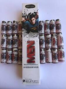 Super Men New Male Enhancement 24 bottles full box Exp. 2024