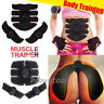 HOT ABS Stimulator Abdominal Hip Muscle Trainer Gear AB Toner Belt EMS Training