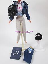 GAP Blue Jeans Barbie Doll Fashion Outfit