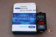 Genuine Beheizte Windschutzscheibe Schalter Für Ford Fiesta XR2 82BG 18C621 AA