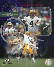 Brett Favre Green Bay Packers picture 8x10 photo #1 300 TDs