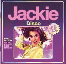 Jackie Disco 75 Dancefloor Tracks O'jays Four Seasons ABBA Village People +More