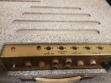 60's HOHNER CONCERTOPHON III TUBE AMP - made in GERMANY
