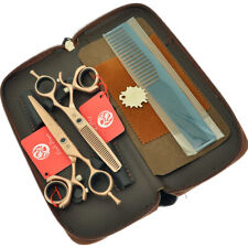 "6.0"" Swivel Thumb Hair Cutting Thinning Scissors Shears Hairdressing Salon Tools"