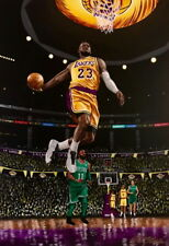 97a56a21ea5 671 Lebron James - LBJ La Lakers NBA MVP Basketball 24