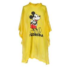 New Disney Kid's Mickey Mouse Florida Rain Poncho