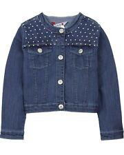 BOBOLI Girl's Embellished Denim Jacket, Sizes 4-16
