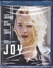 Blu-ray **JOY** con Robert De Niro nuovo 2016