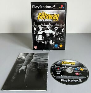 The Getaway PlayStation 2 With Map, No Manual Disc Refurbished