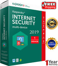 KASPERSKY INTERNET Security 2019 1 Device / 1 Year / GLOBAL KEY / Download 6.95$