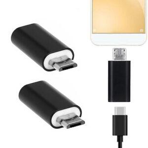Mini USB 3.1 Type C Female to Micro USB Male Adapter Converter Connector USB-C