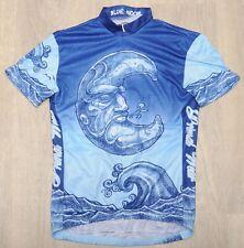 BLUE MOON - PRIMAL WEAR - short sleeve printed WOMEN'S JERSEY - L
