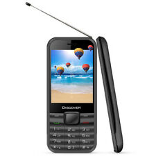 KOCASO® Discover TV Cell Phone Television Feature, Dual SIM, Analog TV Built In