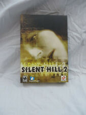 Silent Hill 2 (PC, 2002)  PC Video Game SEALED Small Box
