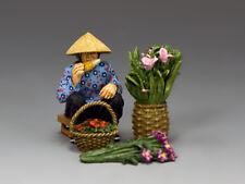 HK281 The Hakka Flower Seller by King & Country
