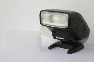 Canon Speedlite 270EX II Shoe Mount Flash For EOS Digital SLR Cameras