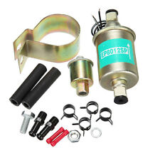 12V Outside Electrical Tank Fuel Pump Inline Diesel Petrol Honda (8mm) Hose UK