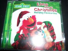 Elmo Saves Christmas: Holiday Favorites - Sesame Street (Australia) CD – Like Ne