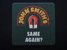 JOHN SMITH'S SAME AGAIN? ESTB 1758 COASTER