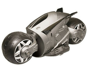 RC Motorrad (silber) Cyber Cycle (silver) UVP 39,90 Euro