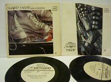 BAPPI LAHIRI disco dancer 1989 2 x 7 inch  Melodia Russia
