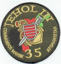 TISSU / COMMANDOS MARINE AFGHANISTAN JEHOL III - 35