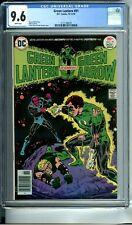 GREEN LANTERN 91 CGC 9.6 WHITE PAGES 10-11/76 DC Comics NEW CGC CASE