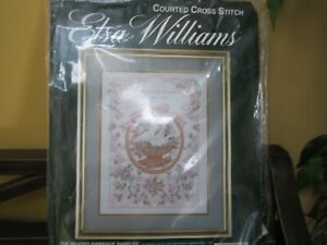 Elsa Williams Counted Cross Stitch Kit Beaded Marriage Sampler Unopened