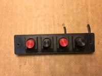 Onkyo A-7 SPEAKER JACKS Terminals - Vintage Amplifier Parts A-5
