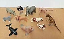 Bundle of Schleich & Papo WILD ANIMALS & FANTASY FIGURES