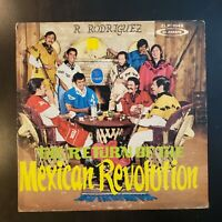 "The Mexican Revolution ""The Return of the Mexican Revolution"" Vinyl Record LP"