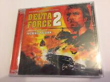 DELTA FORCE 2 (Talgorn) OOP Intrada Ltd Expanded Score OST Soundtrack 2CD SEALED