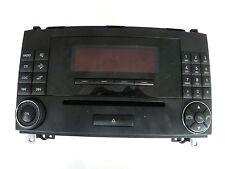 Mercedes Bediengerät Audio 20 CD Player  W169 A Klasse A1698207589 1698207589