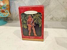 Hallmark Christmas Ornament 1999 - Chewbacca