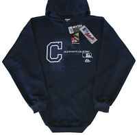Cleveland Indians MLB Majestic Authentic Pullover Hoodie Big & Tall Sizes