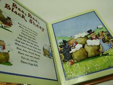 Let's Sing - a Mother Goose Nursery Rhymes Book **no CD** board book homeschool