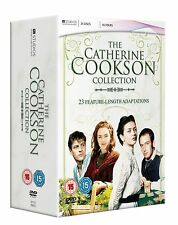 The Catherine Cookson - The Complete Collection 24-Disc Box Set New Region 2 DVD