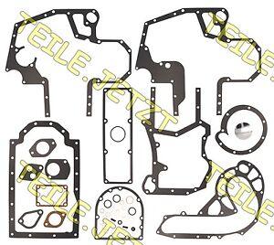 DICHTSATZ MOTOR VOLLSATZ UNTEN CASE IHC D155 D179 - 353 383 423 453 454 464 523