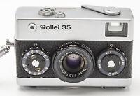 Rollei 35 Sucherkamera Kamera - Carl Zeiss Tessar 3.5 40mm 40 mm Optik