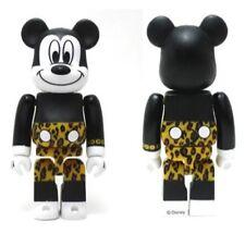 Medicom Be@rbrick 2011 Disney Joyrich 100% Leopard Mickey Mouse Bearbrick