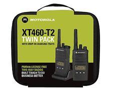 Radio de dos vías de Motorola XT460 Paquete Doble