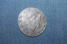 Original Russland 1 Rubel 1802 Alexander I. 1801-1825 Erhaltung siehe Bilder RAR