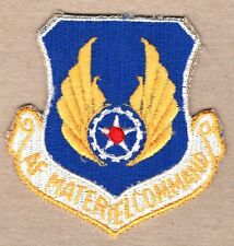 """USAF Air Force Patch:  Materiel Command - 3"""""""
