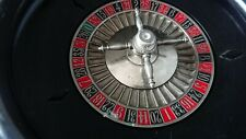 More details for chad valley vintage black bakelite roulette wheel