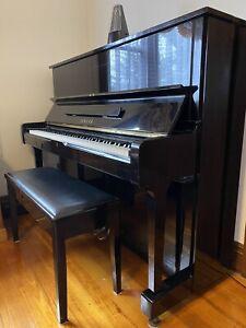 1976 Yamaha U1 Upright Piano