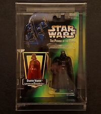 Star Wars POTF2 David Prowse is Darth Vader Autographed Figure COA 966/5000 MOC