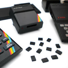 Nuevo Sinclair ZX Spectrum, ZX81, ZX Microdrive pies de goma de repuesto-Paquete de 12