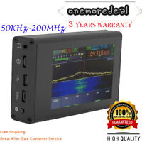 "50KHz-200MHz Malachite SDR Receiver Shortwave AM/SSB/NFM/WFM 3.5"" Touch Screen"