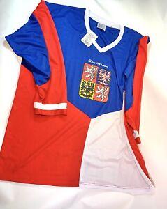 Sportteam Czech Republic hockey jersey XL BNWT